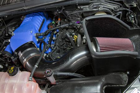 FORD F150 Shelby Super Snake Sport